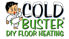 Coldbuster DIY Underfloor Heating