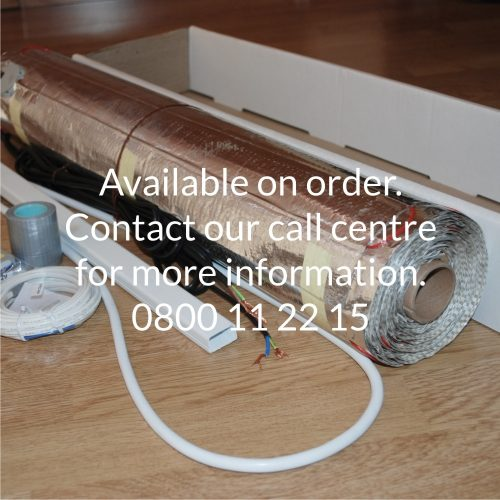Coldbuster Under Carpet Heating Kit