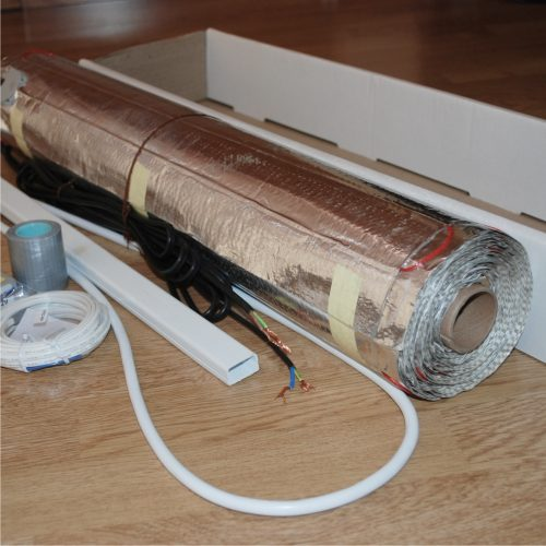 Coldbuster Under Laminate Heating
