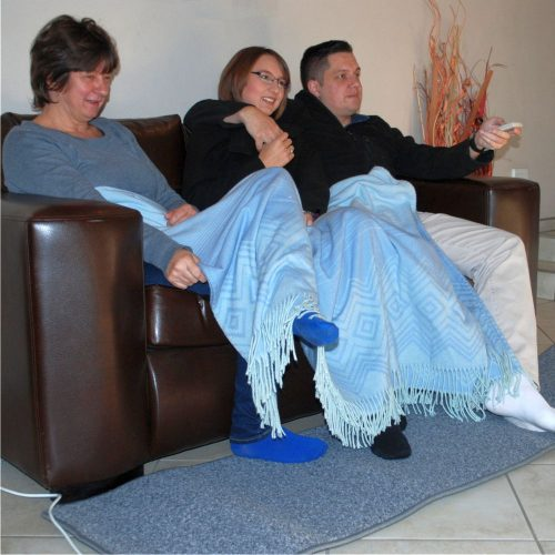 Electric Heated Foot Mats - Families Buddy by Coldbuster