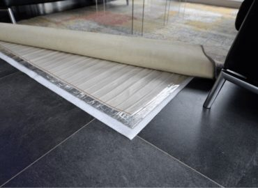 Quick underfloor heating options with Rugbuddy