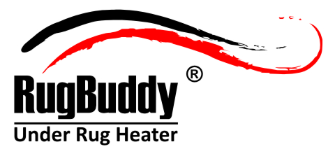 RugBuddy Under Rug Heater